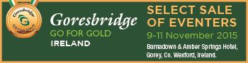 Goresbridge Go For Gold Sale 2015