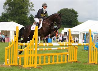 Novice Eventer with Scope and Talent to go on