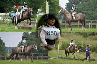 Cracking First All Round Pony Club / Hunting Pony