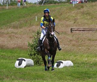 Talented Young Eventer