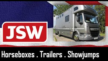 "JSW - Specialist builders and distributors of horseboxes and trailers and suppliers of a wide range of equestrian equipment<span class=""sr-only"">; opens in a new window </span>"